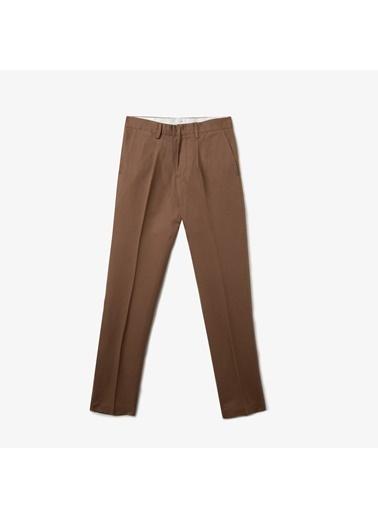 Lacoste Erkek Slim Fit Pantolon HH4706.Z0W Kahve